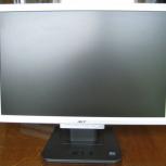 Продам монитор Acer AL1916W, Новосибирск