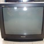 Продам телевизор Panasonic GAOO 70 TC-25V70R + TV-тюнер Selenga HD950D, Новосибирск