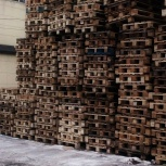 Купим б/у деревянные поддоны, европоддоны,паллеты, Новосибирск