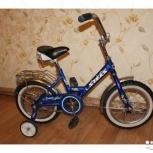 Велосипед на 4-5 лет крепкий, Новосибирск