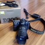 Зеркальная камера Nikon D300S идеальное состояние, Новосибирск