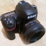 Камера Nikon D750, Новосибирск
