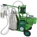 Доильный аппарат для коров «Молочная ферма» модель 1П, Новосибирск