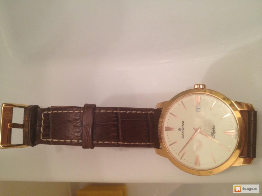 d3e56d4e Продам хорошие мужские часы Candino б/у фото, Цена - 6000.00 руб.,  Новосибирск - НГС.ОБЪЯВЛЕНИЯ