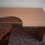 Офисная мебель б/у. Столы письменные и угловые, Новосибирск