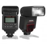 Продам вспышку Sigma E-610 DG Super для Nikon, Новосибирск