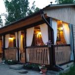Беседка с мангалом в аренду, Новосибирск