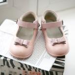 Ботиночки туфли кожа натуральная р 23, Новосибирск