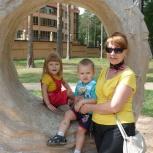 Няня, которую любят дети, Новосибирск