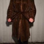 Продам норковую шубу в отличном состоянии + чехол, Новосибирск