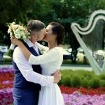 Свадебный фотограф. Найден. Романтическая свадебная фотография, Новосибирск