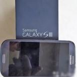 Продам Galaxy S3, Новосибирск
