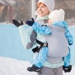 Эргорюкзаки, май слинги Теддислинг, Новосибирск