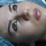 Качественный перманентный макияж, Новосибирск