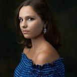 Фотограф. Портретная фотосъемка: художественный портрет, Новосибирск