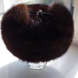 Продам шапку Норковую, Новосибирск