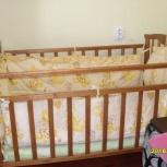 Кроватка детская, Новосибирск