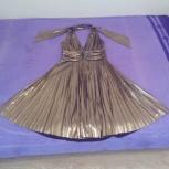 """Фирменное шикарное платье """"Zaffiro"""",Турция, Новосибирск"""