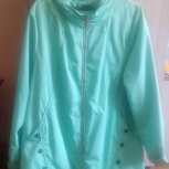 Продам ветровку и куртку женскую., Новосибирск
