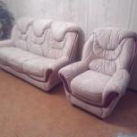 Перетяжка и ремонт мягкой мебели, Новосибирск