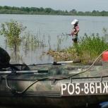 Лодочный мотор меркурий-15 с лодкой кинг-фиш, Новосибирск