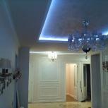 Установка светильников и люстр, Новосибирск