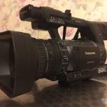 Обалденная HD видеокамера Panasonic AG-AC160AEN, Новосибирск
