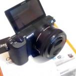 Sony A5100 kit 16-50/3.5-5.6 OSS, Новосибирск