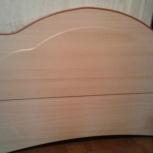 Продам двуспальную кровать и тумбочку, Новосибирск