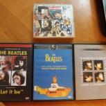 The beatles, abba, др. музыка на dvd-дисках, Новосибирск