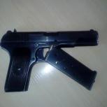 Легендарный сигнальный пистолет ТТ-С 1949г, Новосибирск