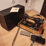 Швейная машина с электроприводом Подольск, Новосибирск