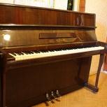 Пианино Scholze, Новосибирск