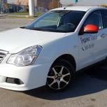 Аренда/выкуп Nissan Almera 2019 г. АКПП. Газ!!, Новосибирск