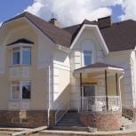Строительство домов из кирпича, бруса, сибита (газобетона), Новосибирск
