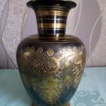 Продам индийскую вазу., Новосибирск