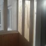 Обшивка балконов, Новосибирск