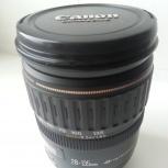 Объектив Canon EF 28-135 mm f/3.5-5.6 IS USM, Новосибирск