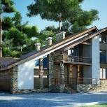 Проектирование домов,коттеджей,бань,гаражей,беседок,дизайн экстерьера, Новосибирск