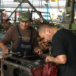 Ремонт и диагностика оборудования, Новосибирск