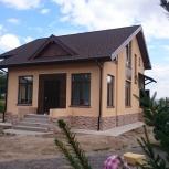 Строительство домов из сибита, кирпича. Фундаменты, кровля, отделка, Новосибирск