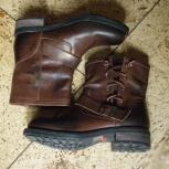 Новые кожаные ботинки.Буффало - Buffalo London, Новосибирск