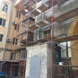 Ремонт многоквартирных домов, подряды обслуживание, Новосибирск