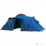 продам палатку 6-ти две комнаты местная с тамбуром два слоя новая, Новосибирск