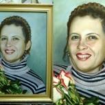 Портреты маслом на холсте по фотографиям, Новосибирск