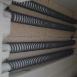 Нагревательные элементы из нихрома или фехрали в виде спирали, Новосибирск