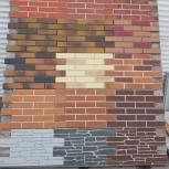 Фиброцементные фасадные панели, Новосибирск
