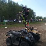 Шоу на велосипеде, Новосибирск