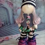 Кукла интерьерная, Новосибирск