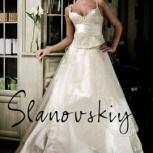 Новое дизайнерское свадебное платье, Новосибирск